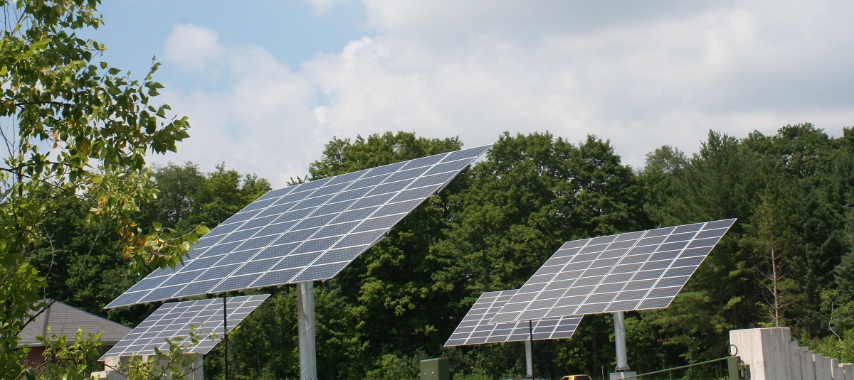 community energy planning solar panels image