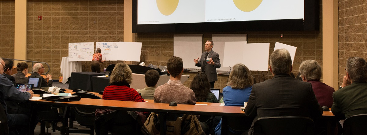 keynote address at 2016 OCC climate change symposium