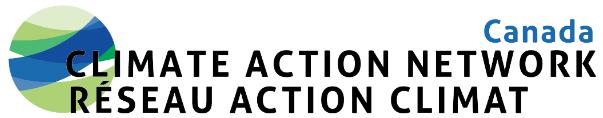 Climate Action Network Reseau Action Climat logo
