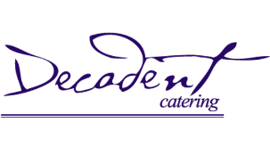 Decadent Catering logo