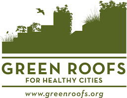 Green Roofs for Healthy Cities logo