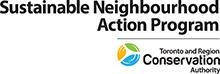 Sustainable Neighbourhood Action Program SNAP logo